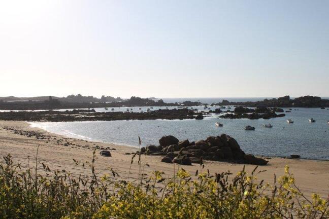 Plage de Kervaliou à Port Neuf 096