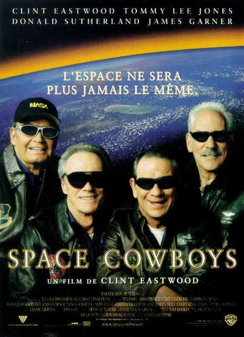 SPACE COW BOY - BOX OFFICE CLINT EASTWOOD 2000