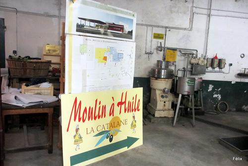 Moulin à huile de Millas