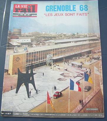 J O de Grenoble 1968