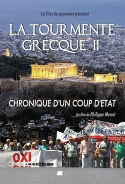 """""""La tourmente grecque"""" Dimanche 28 février à 17h 30 à Berrien"""