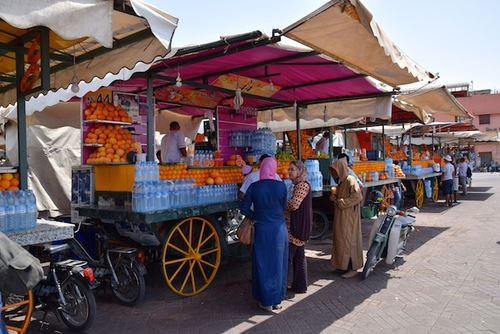 2. Marrakech - Ouzoud - Marrakech