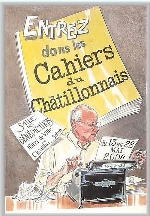Venez rendre visite aux Amis du Châtillonnais à leur local !