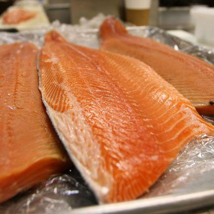 Du saumon à tous les prix