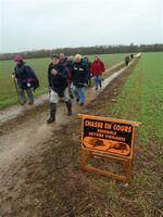 La randonnée du 4 décembre à Ouilly-le-Tesson