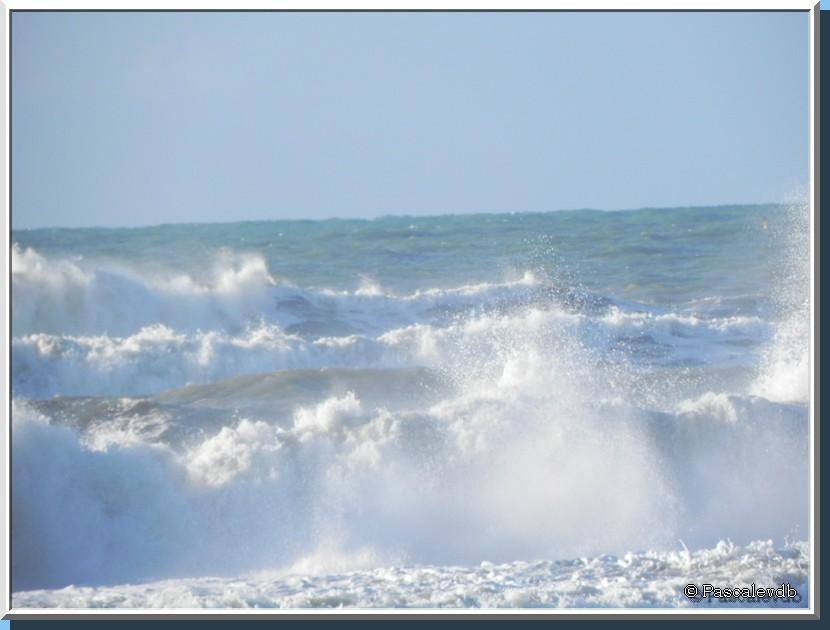 L'océan au Porge