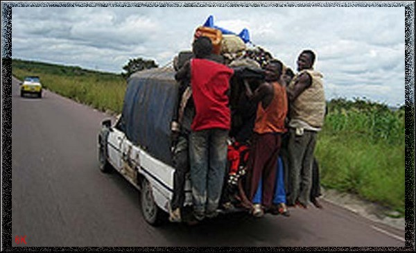 transports africains