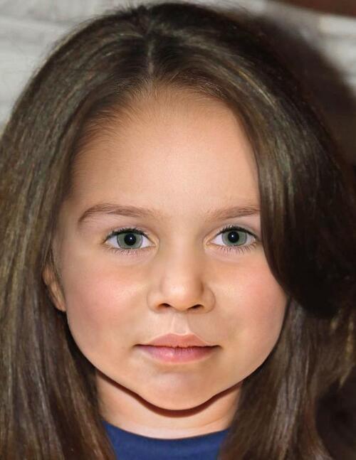 Voici à quoi pourrait ressembler la princesse Charlotte Elizabeth Diana dans quelques années…