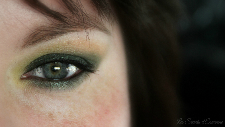 Ireland forever : make up de la Saint Patrick