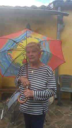 Parapluies dans l'Hérault