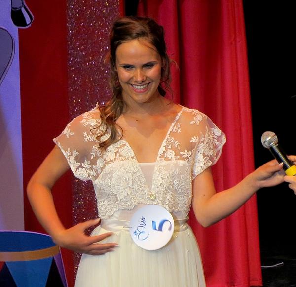 L'élection de Miss Côte d'Or à Châtillon sur Seine, première partie...