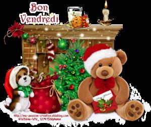 Jours de la Semaine pour Noël - Set #1