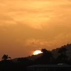 Depuis le Morne Desaix (Fort-de-France) - Photo : Edga