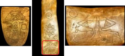 Des artéfacts pré-mayas