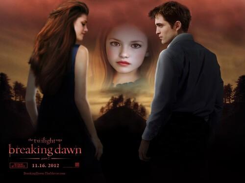 fond d'écran twilight 4