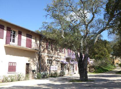 Le Château du ROUET, retour de rando...