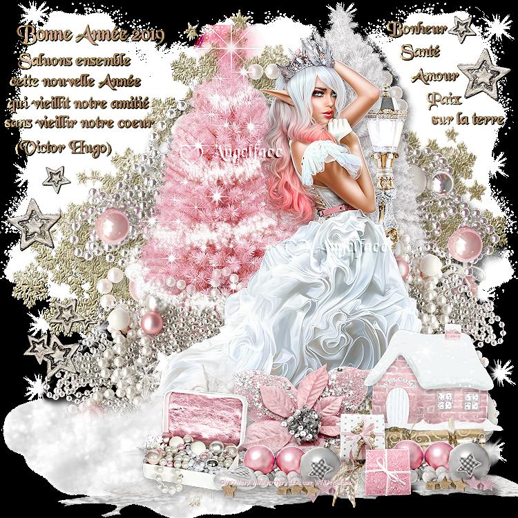 cadeaux Angel et Betty