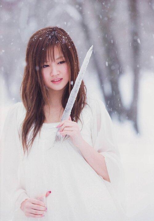 Photobook Happy Girl Risa Niigaki