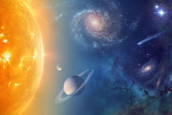 L'univers est loin d'avoir révélé tous ses mystères. Pour mieux le comprendre, dans le cadre de son programme Small Explorer, la Nasa lancera deux nouvelles missions en 2020. Cinq sont actuellement en lice et espèrent bien obtenir le financement nécessaire à leur développement. © Nasa