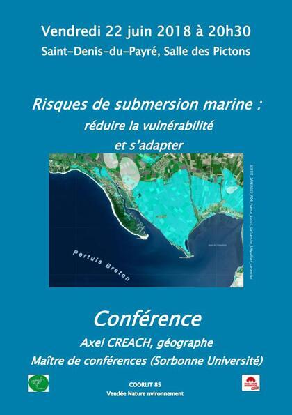Risques de submersion marine : réduire la vulnérabilité, s'adapter ?