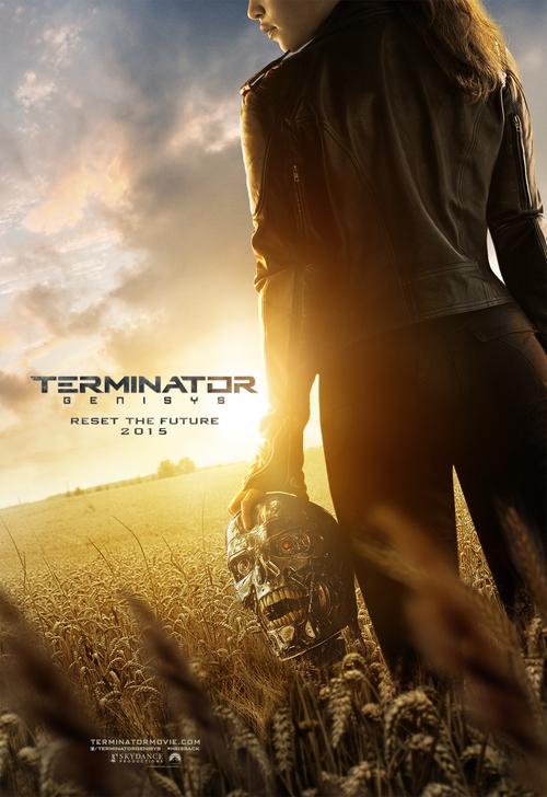 Terminator : Genisys (BANDE ANNONCE VF et VOST) avec Arnold Schwarzenegger, Jason Clarke, Emilia Clarke - 01 07 2015