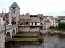 Moret sur loing  Seine et Marne