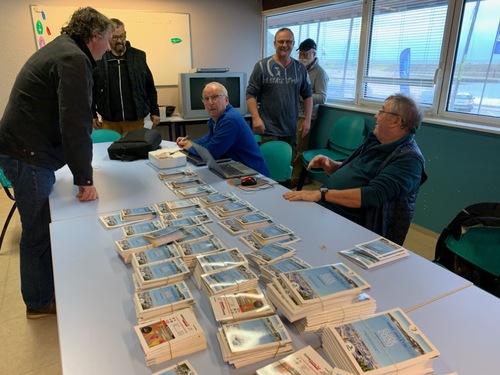 11 Octobre : Remise du guide des plaisanciers de Port Diélette