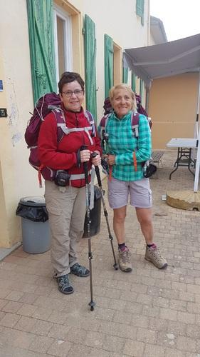 3ème jour d'hospitalité à Miramont