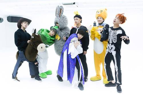 BTS_Dance_Halloween version