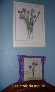 Coussin Iris Josiane