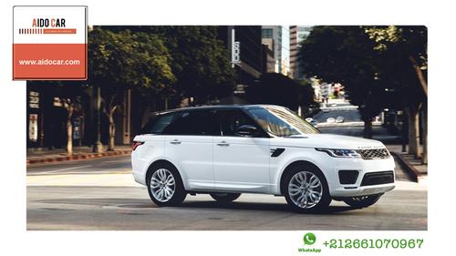 Location voiture de luxe à Casablanca – Range Rover Sport