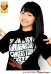 Sayashi Riho 鞘師里保 Morning Musume concert tour 2011 Aki Ai BELIEVE ~ Takahashi Ai sotsugyo kinen special ~
