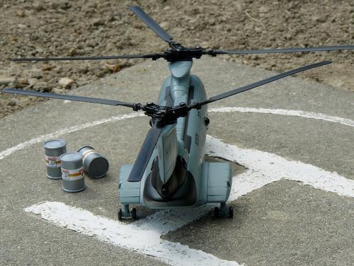 NEW-RAY - CH-46 Sea Knight Navy