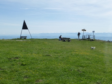 Vue du sommet - Panorama à 360° -