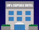 Find The Escape-men 190 - Capsule Hotel - N°1Game