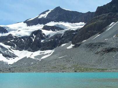 Lac des Évettes