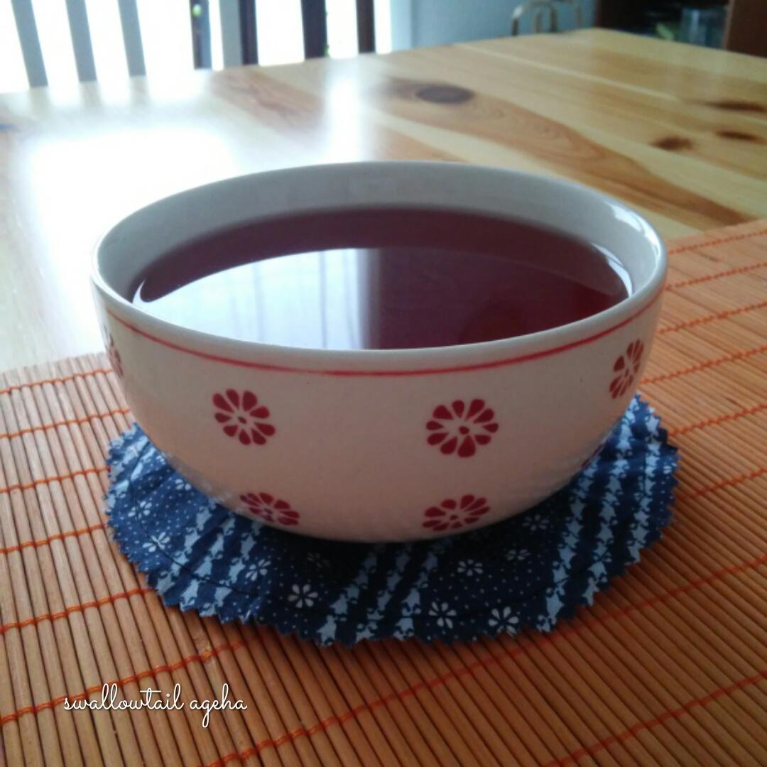 Thé et Couture