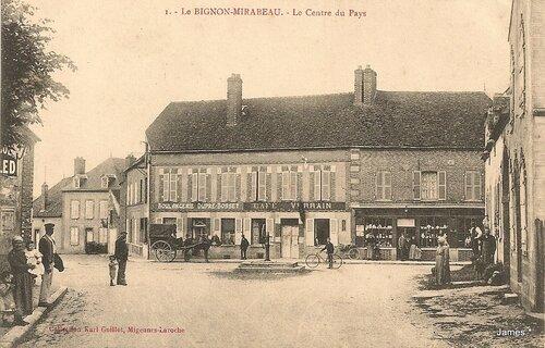 Le Bignon Mirabeau (loiret)
