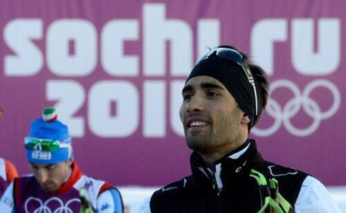 JO Sotchi 2014 : Martin Fourcade pour la première médaille française