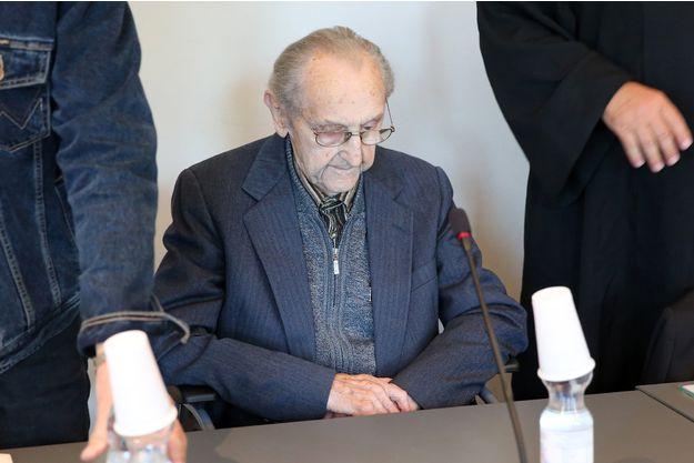 Allemagne : arrêt des poursuites contre un ex-infirmier d'Auschwitz