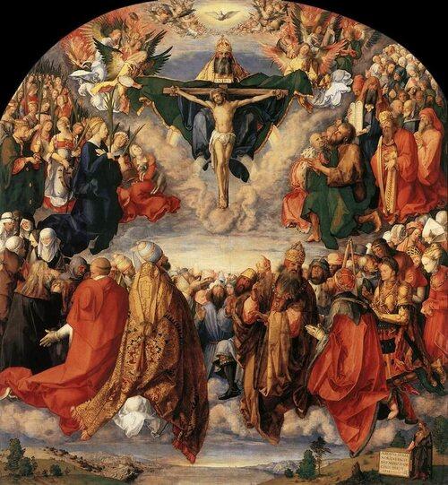 Les peintres religieux