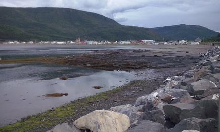 Meine Reise durch Québec: Tag zwolf - Baie-Comeau - Gaspé