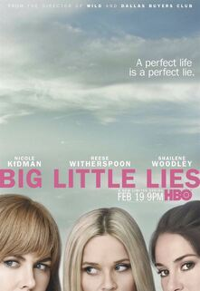 Big Little Lies de Liane Moriarty et David E. Kelley