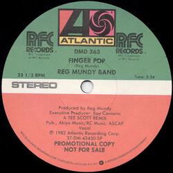 Reg Mundy Band - Finger Pop