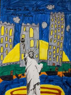 Dessins sur l'Amérique : livraison de dernière minute