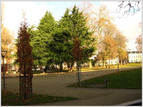 Le parc Marcel Paul
