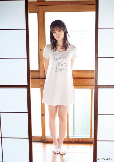 WEB Magazine : ( [Young Magazine WEB - Gravure] - |Monthly Young Magazine - 2017 / N°12 - Yuno Ohara & Nijika Ishimori| )