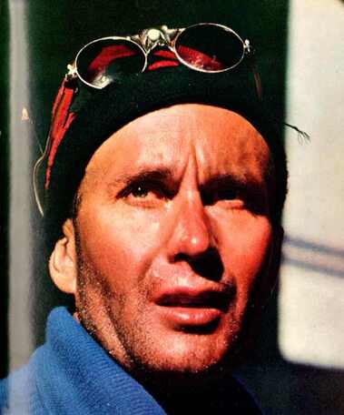 NOS GRANDS ALPINISTE LIONEL TERRAY