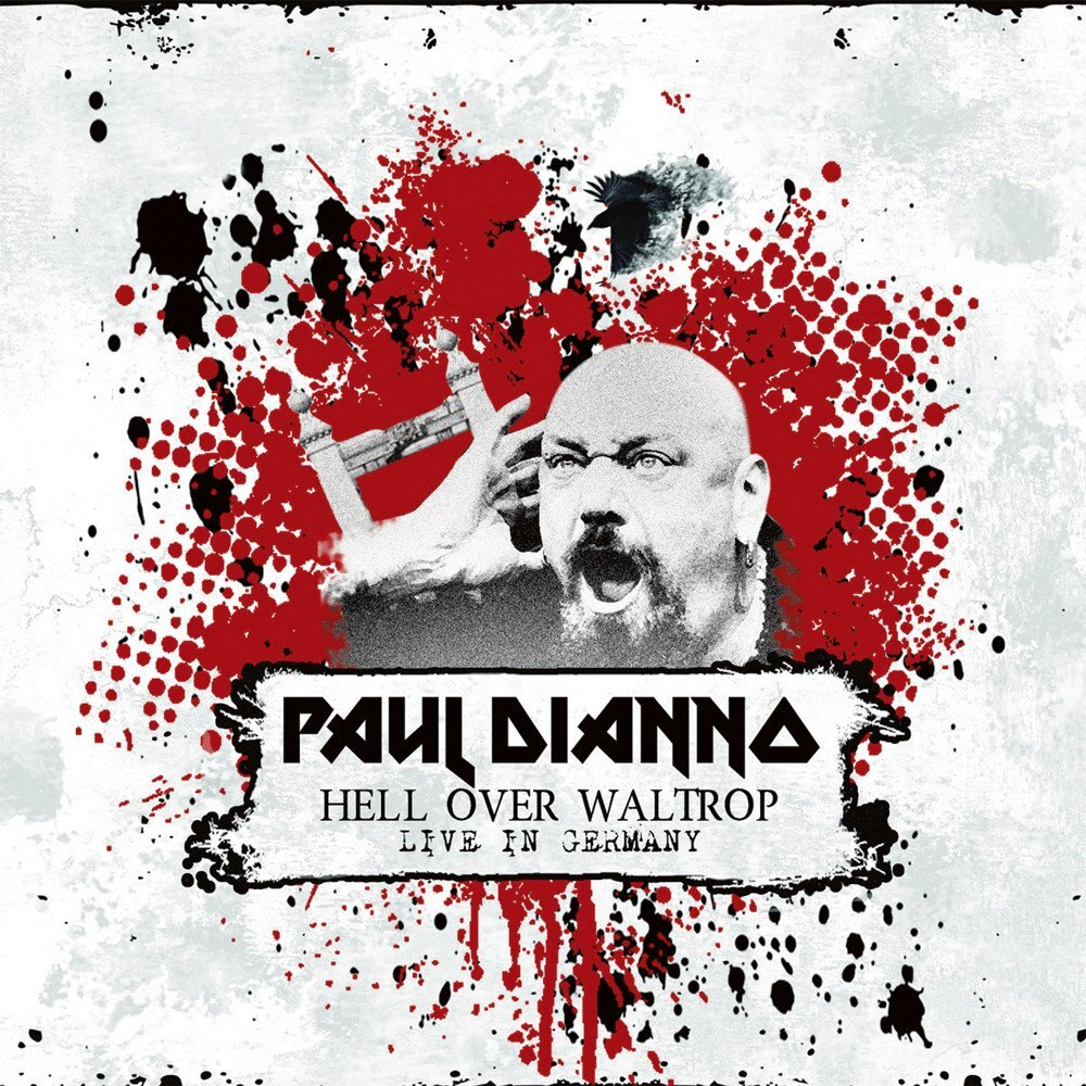 Paul Di'Anno - Hell over Waltrop - Live in Germany (2020)