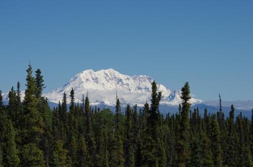 Sur les routes d'Alaska